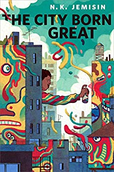 The Great City Born (Kindle-edition)
